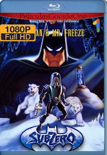 Batman And Mr. Freeze: SubZero [1080p BRrip] [Latino-Inglés] [GoogleDrive] LaChapelHD