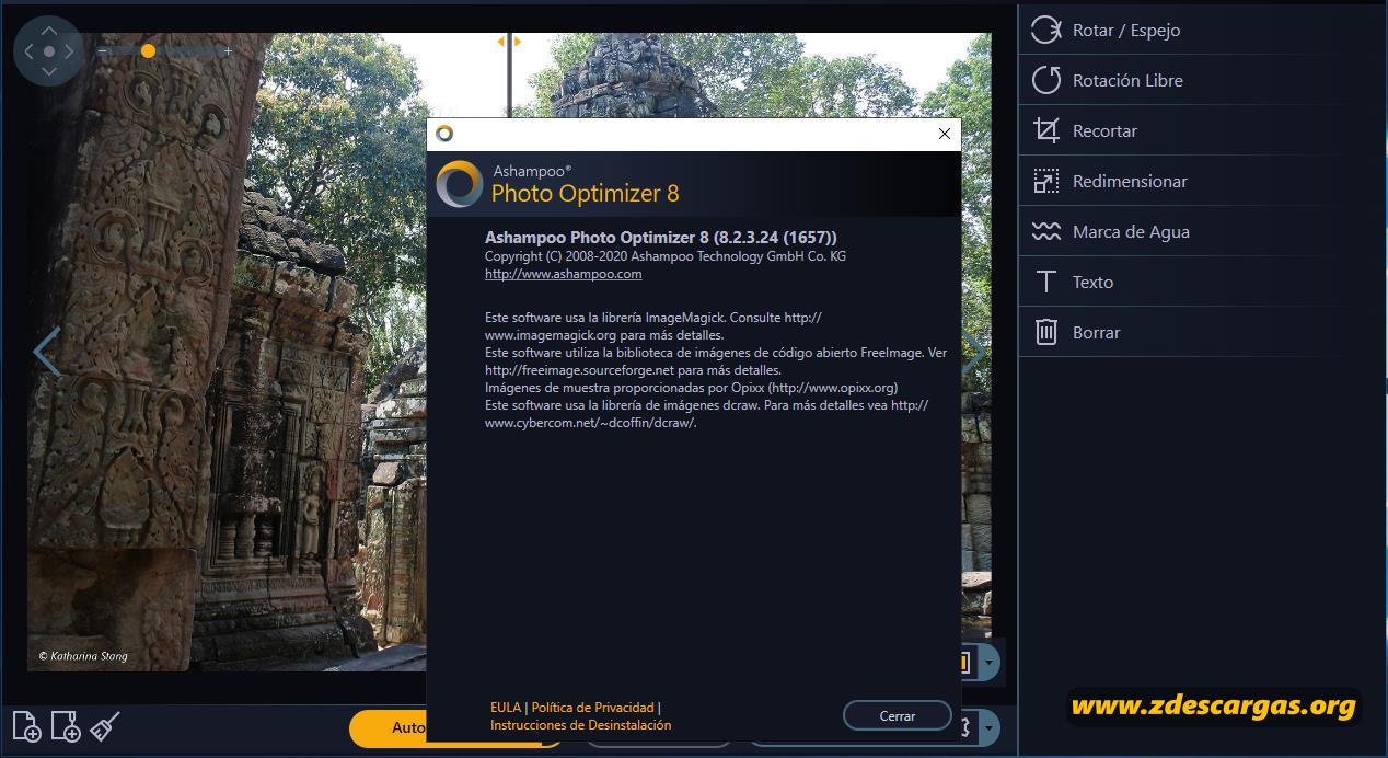 Ashampoo Photo Optimizer 2020 Full Español
