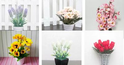 promo-buket-bunga-plastik-lazada
