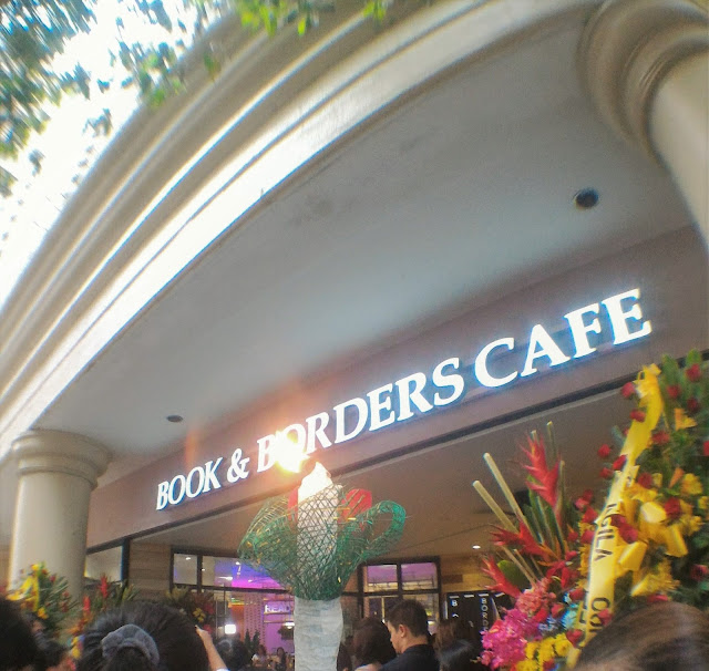 Book and Borders Eastwood Launch