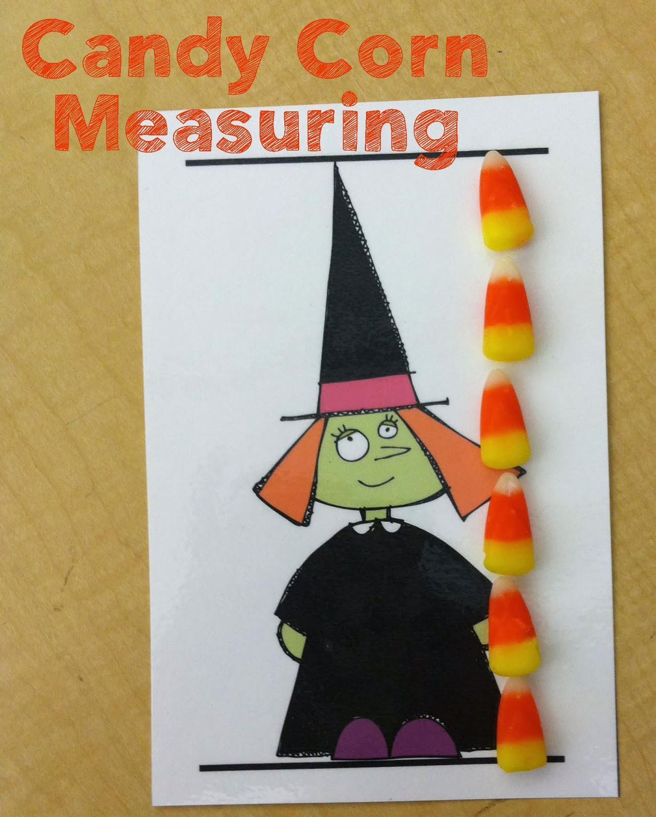 Candy Corn Math Activities