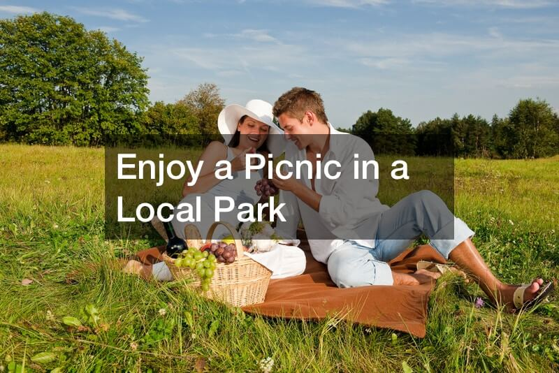 Enjoy a Picnic in a Local Park