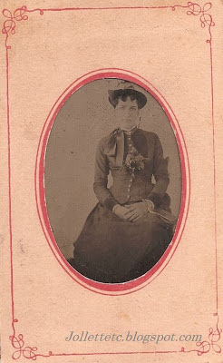 Possibly Lucy Ann Shiflett Jollett 1859