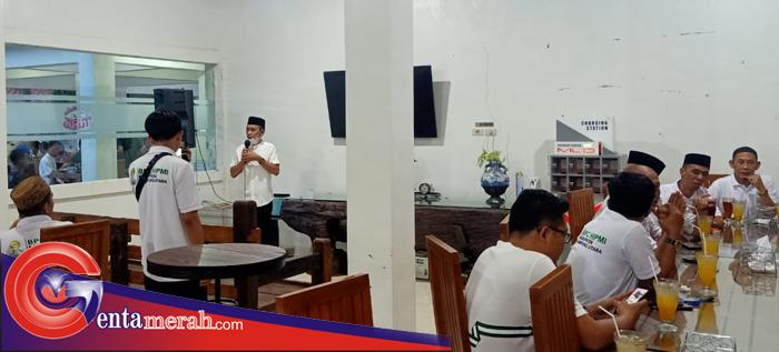 Hadiri Bukber HIPMI, Ketua DPRD Lampura Harapkan HIPMI Mampu Edukasi Masyarakat
