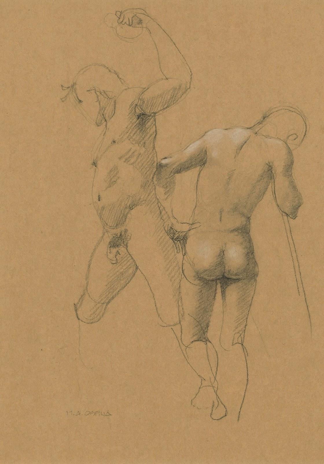 Patris Studio and Art Gallery : 6 week Figure Drawing Classes start ...