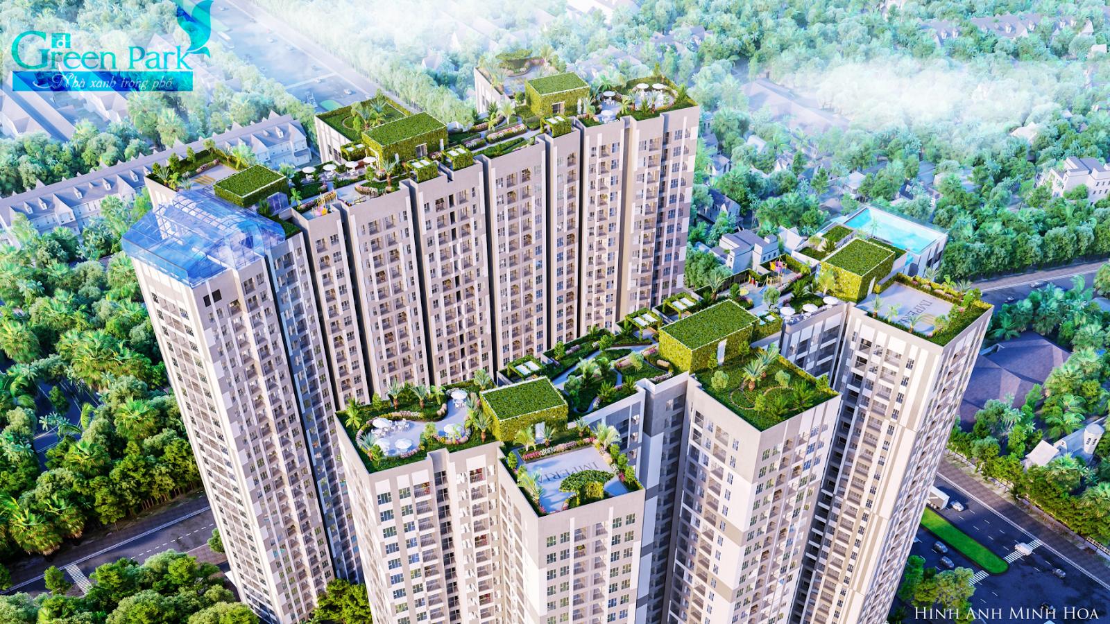 Ra mắt chính thức dự án PD Green Park