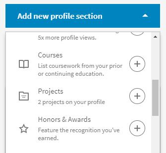 Nhấn vào dấu + để tạo Project mới