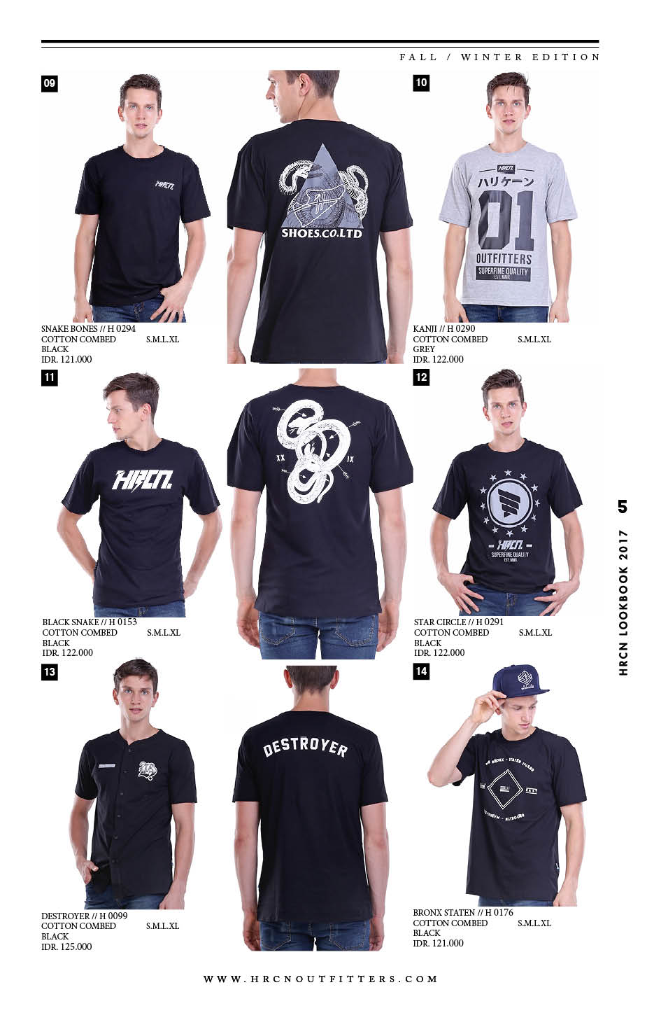 Katalog Hrcn 2017 2018 Fashion Distro Anak Muda Jaman Now H 1021 Black Kurta R Kos