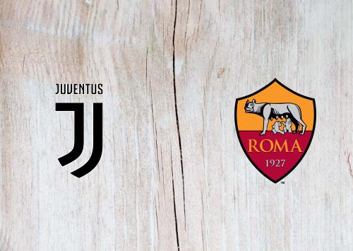 Juventus vs Roma -Highlights 01 August 2020