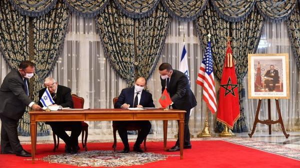 بعد يوم من الإعلان الثلاثي المشترك... اتفاقية شراكة بين صحيفتين مغربية وإسرائلية