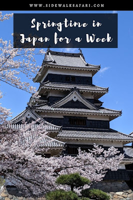Springtime in Japan for a Week: Japan in April
