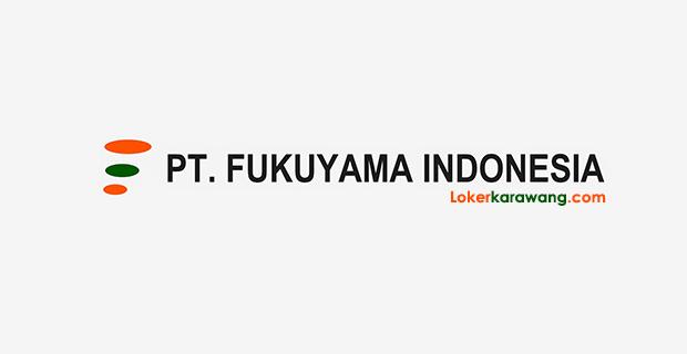 Operator Stamping PT. Fukuyama Indonesia Karawang