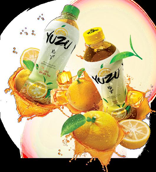 Yuzu Citrus Minuman Kaya Manfaat