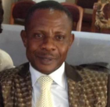 Pastor Wisdom Madukwe