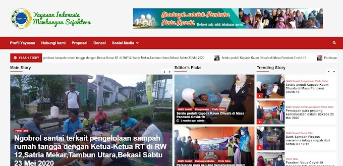 Yayasan Indonesia Membangun Sejahtera
