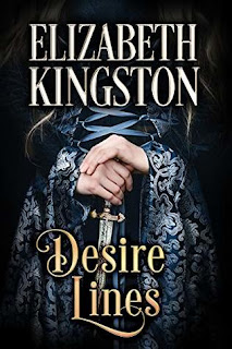 Cover of Elizabeth Kingston's DESIRE LINES