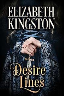 Cover of Elizabeth Kingston's DESIRE LINES