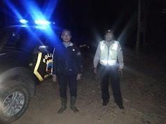 Patroli BLP Polsek Limpung Cegah Pencurian Dan Kebakaran Hutan