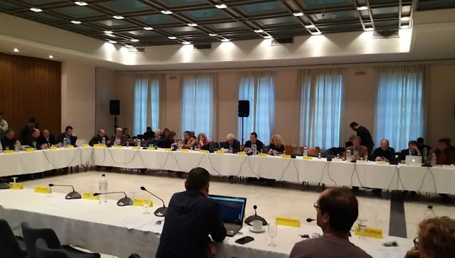 Έργα στην Αργολίδα ενέκρινε το Περιφερειακό Συμβούλιο Πελοποννήσου