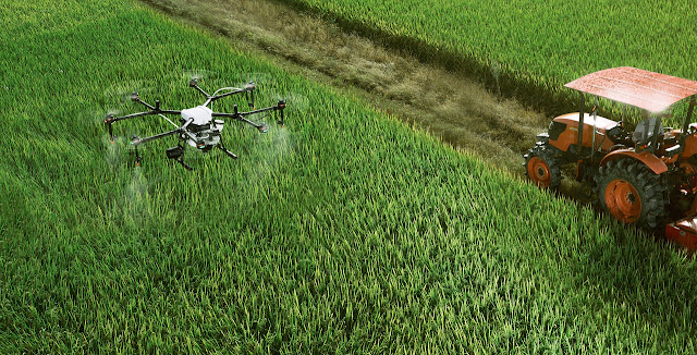 Drone Technology In Agriculture can drones change agriculture?