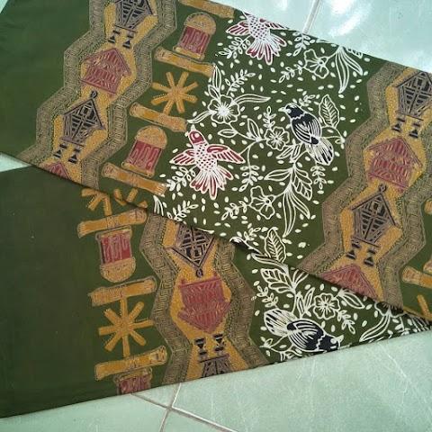 Mau Batik Lebak dengan Warna Pilihan Sendiri? Klik Disini