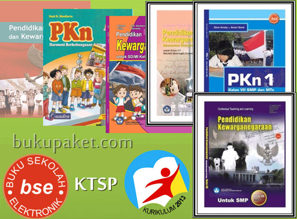 buku paket pkn lengkap