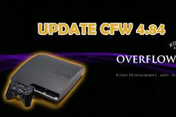Update PS3 CFW 4.84 Overflow