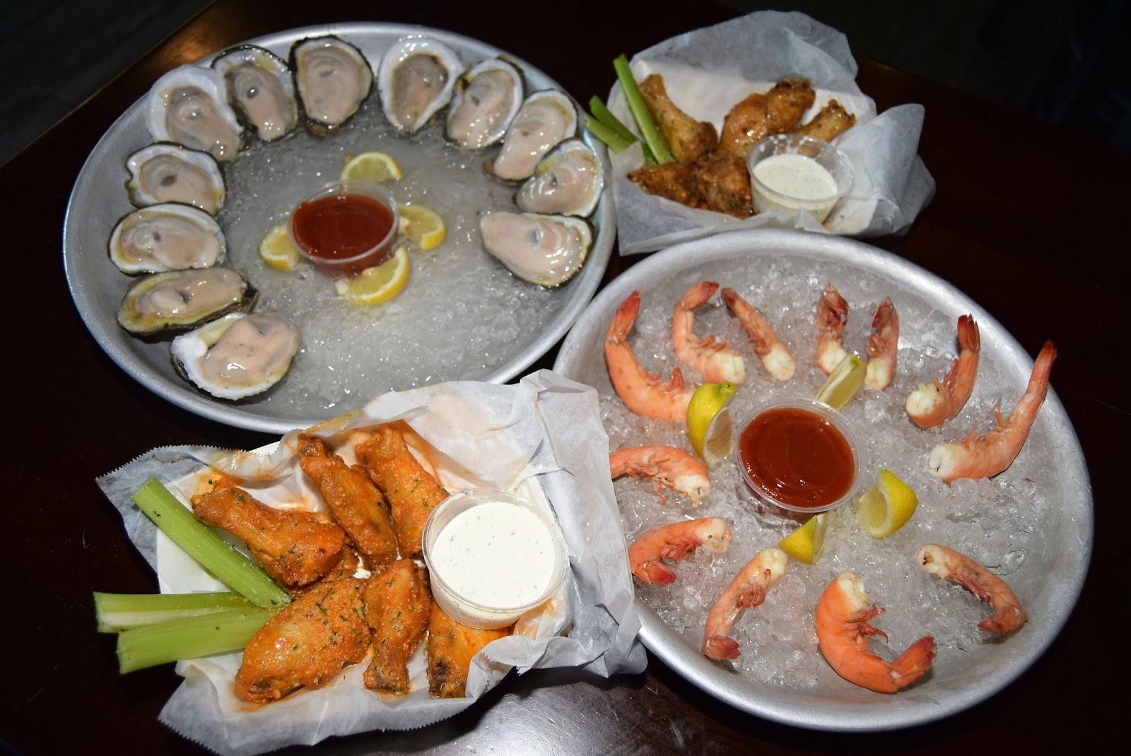 Seafood Have Just Been Given All Kinds Of Incredible Reasons To Get On Over Backwater Jack S Soon If That Not You We Ve Got A Diverse Menu