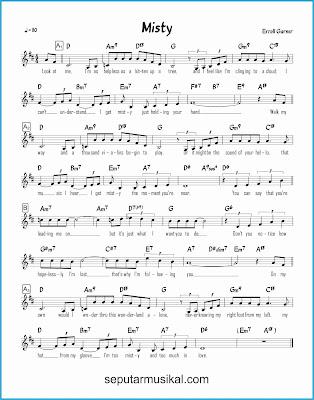 misty lagu jazz standar
