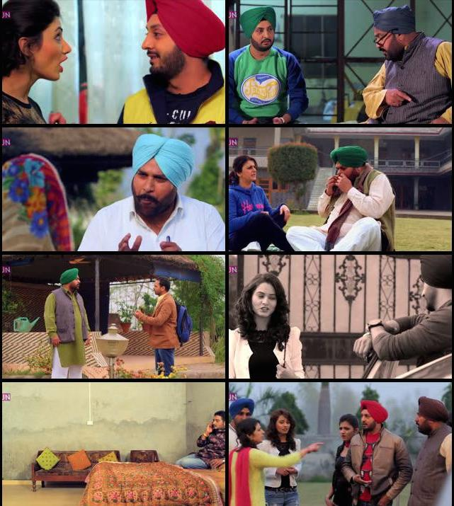 Lovely Te Lovely 2015 Punjabi 720p HDRip