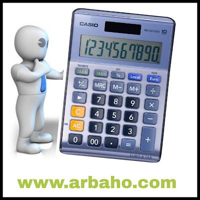 كيفية حساب الزكاة على المال كيفية : حساب زكاة المال المودع في البنك،  زكاة المال المدخر من الراتب
