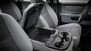 Ram 3500 Interior Specs
