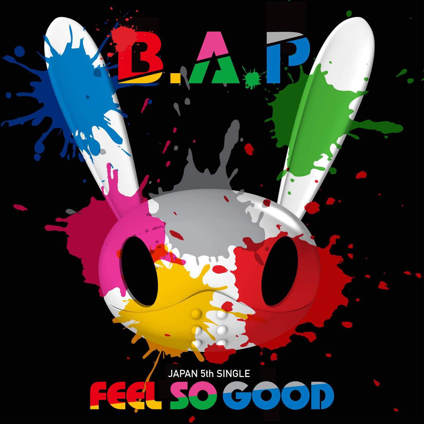 B.A.P – FEEL SO GOOD (Type-B) – Single