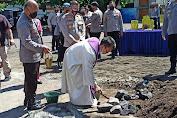 Bangun Kapel di Mapolres, Sitindaon: Ini Implementasi Program Kapolri