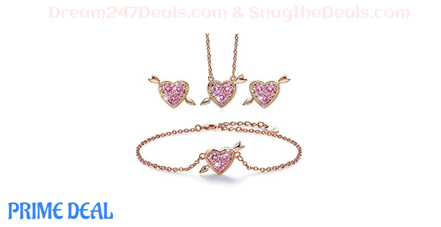 80%OFF Necklace Set Double Chain Three Jewelry Sets