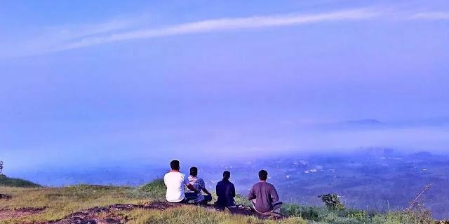 Ghoradeshwar Hills - Romantic Places in Pune