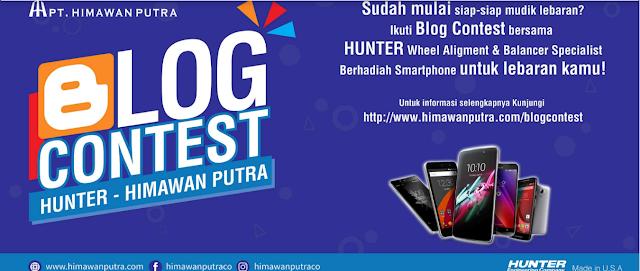 Lomba Blog Contest PT. Himawan Putra 2018 Gratis