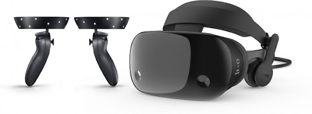 Samsung is gearing up for the Windows Mixed Reality (WMR) images leaked