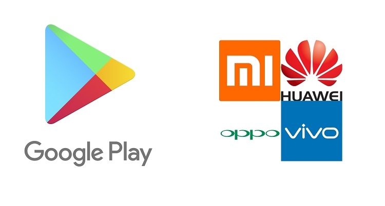 Chinese Mobile Makers to Challenge Google Play Store