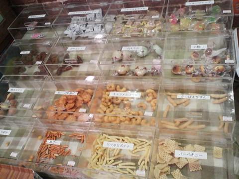 食べ放題コーナー:お菓子 もんきーねっとアキバ店