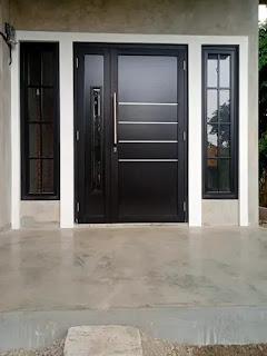 Kusen-pintu-aluminium