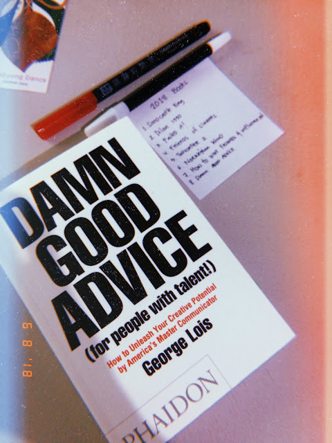 #CBSREADS : DAMN GOOD ADVICE