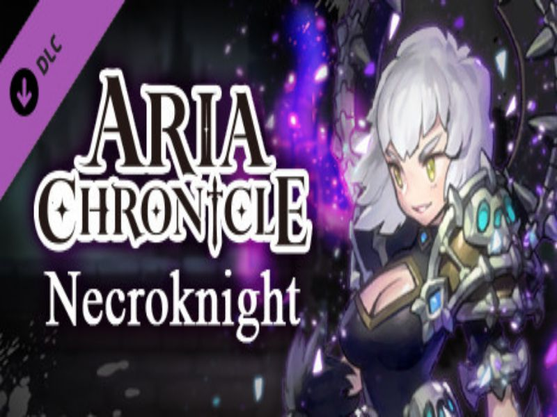 Download ARIA CHRONICLE NECROKNIGHT Game PC Free