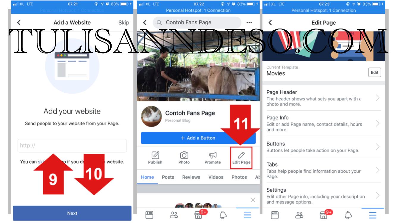 Panduan Membuat Facebook Fans Page Bisnis