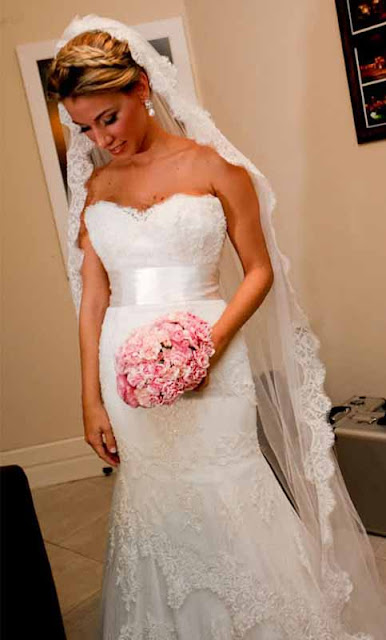 vestido de noiva da Nati Vozza
