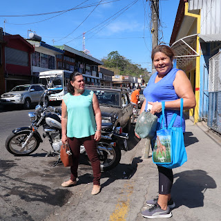 people in Puriscal Centro