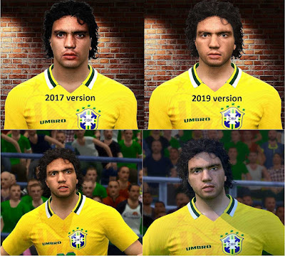 PES 2017 Branco Face by Facemaker Muminek