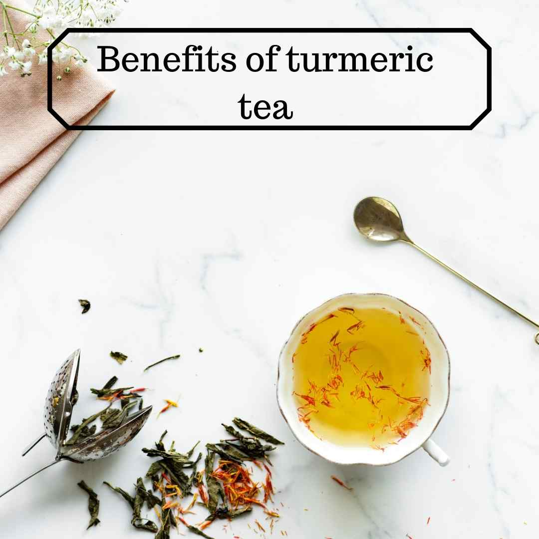 Benefits of Turmeric Tea For Thyroid, Weight Loss - Get Flat Belly