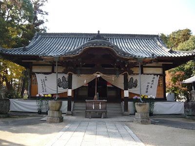 今村宮拝殿