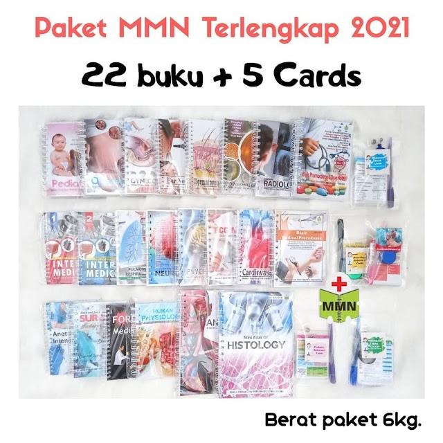 Paket MMN Terlengkap 2021 (22 Buku Plus 5 Card)